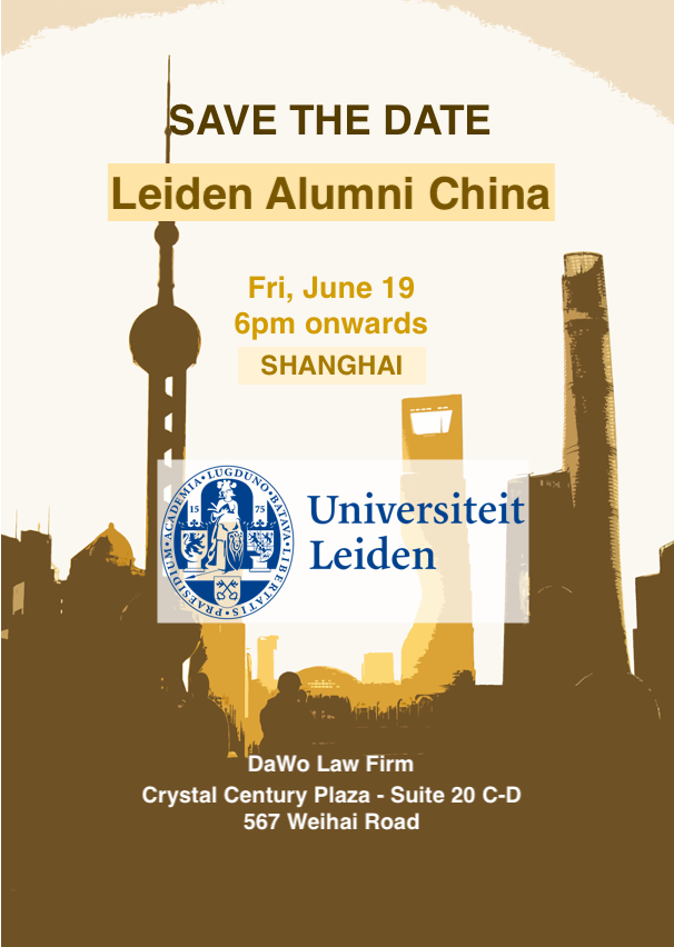 Wanted: Leiden University Alumni China!